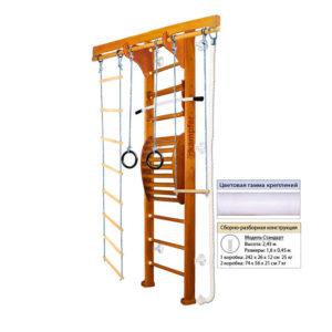 Домашний спортивный комплекс Kampfer Wooden ladder Maxi Wall